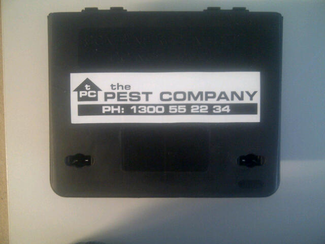 Rodent Station The Pest Company