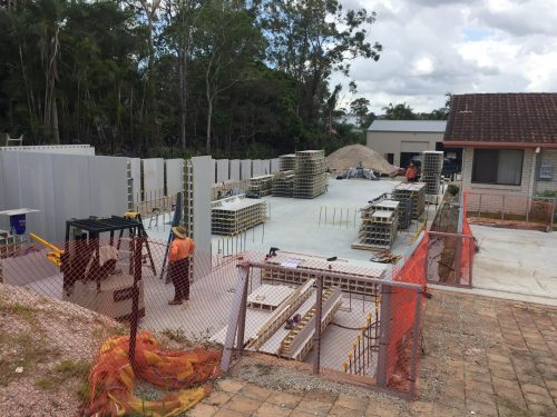 Termite Barrier – New Construction – South Brisbane