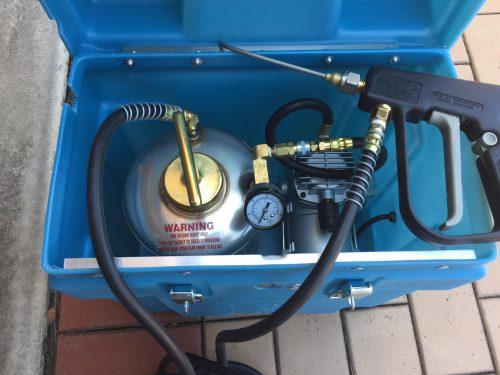 Termite Treatment Foaming machine