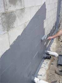 Retaining wall Protection